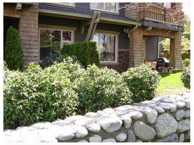 "Main Photo: # 109 38 7TH AV in New Westminster: GlenBrooke North Condo for sale in ""ROYCROFT"" : MLS®# V982137"