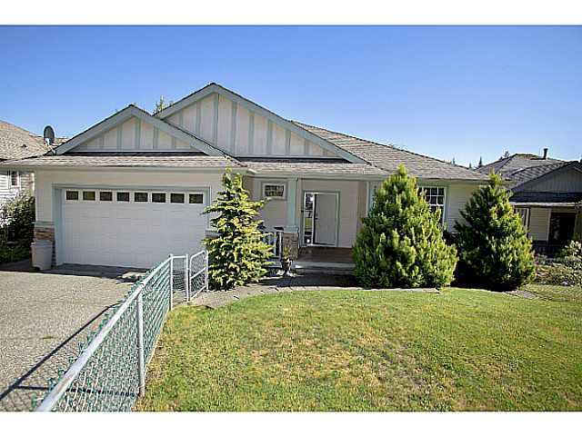 Main Photo: 23903 133RD AV in Maple Ridge: Silver Valley House for sale : MLS®# V1028061