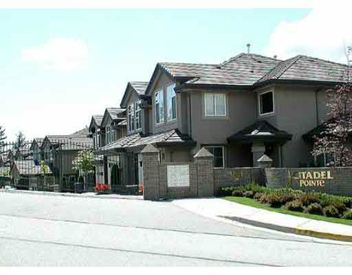 Main Photo: 19 688 CITADEL DR in Port_Coquitlam: Citadel PQ Townhouse for sale (Port Coquitlam)  : MLS®# V363795