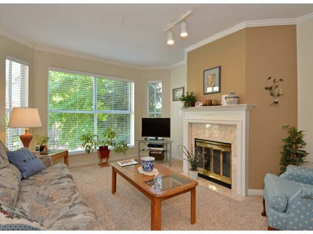 """Main Photo: 217 7161 121ST Street in Surrey: West Newton Condo for sale in """"The Highlands"""" : MLS®# F1418736"""