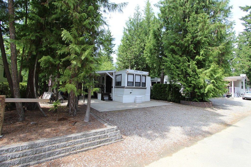 Main Photo: 377 3980 Squilax Anglemont Road in Scotch Creek: Recreational for sale : MLS®# 10100744