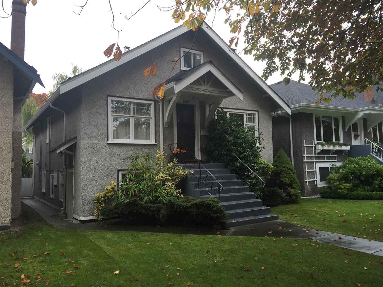 Main Photo: 3233 W 14TH AVENUE in Vancouver: Kitsilano House for sale (Vancouver West)  : MLS®# R2007422