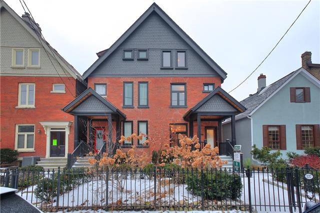 Main Photo: 337 Wellesley St E in Toronto: Cabbagetown-South St. James Town Freehold for sale (Toronto C08)  : MLS®# C3427497