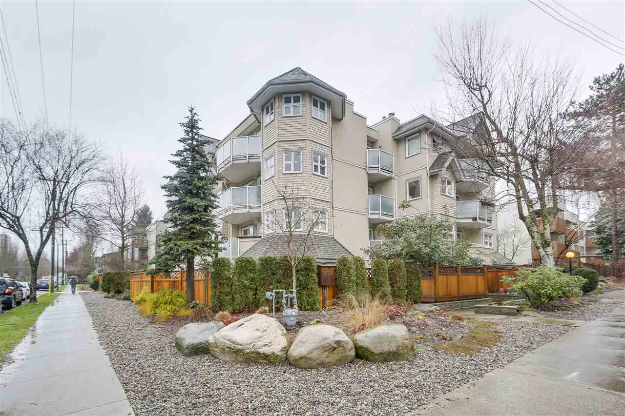 Main Photo: 101 1515 E 6TH AVENUE in Vancouver: Grandview VE Condo for sale (Vancouver East)  : MLS®# R2237006
