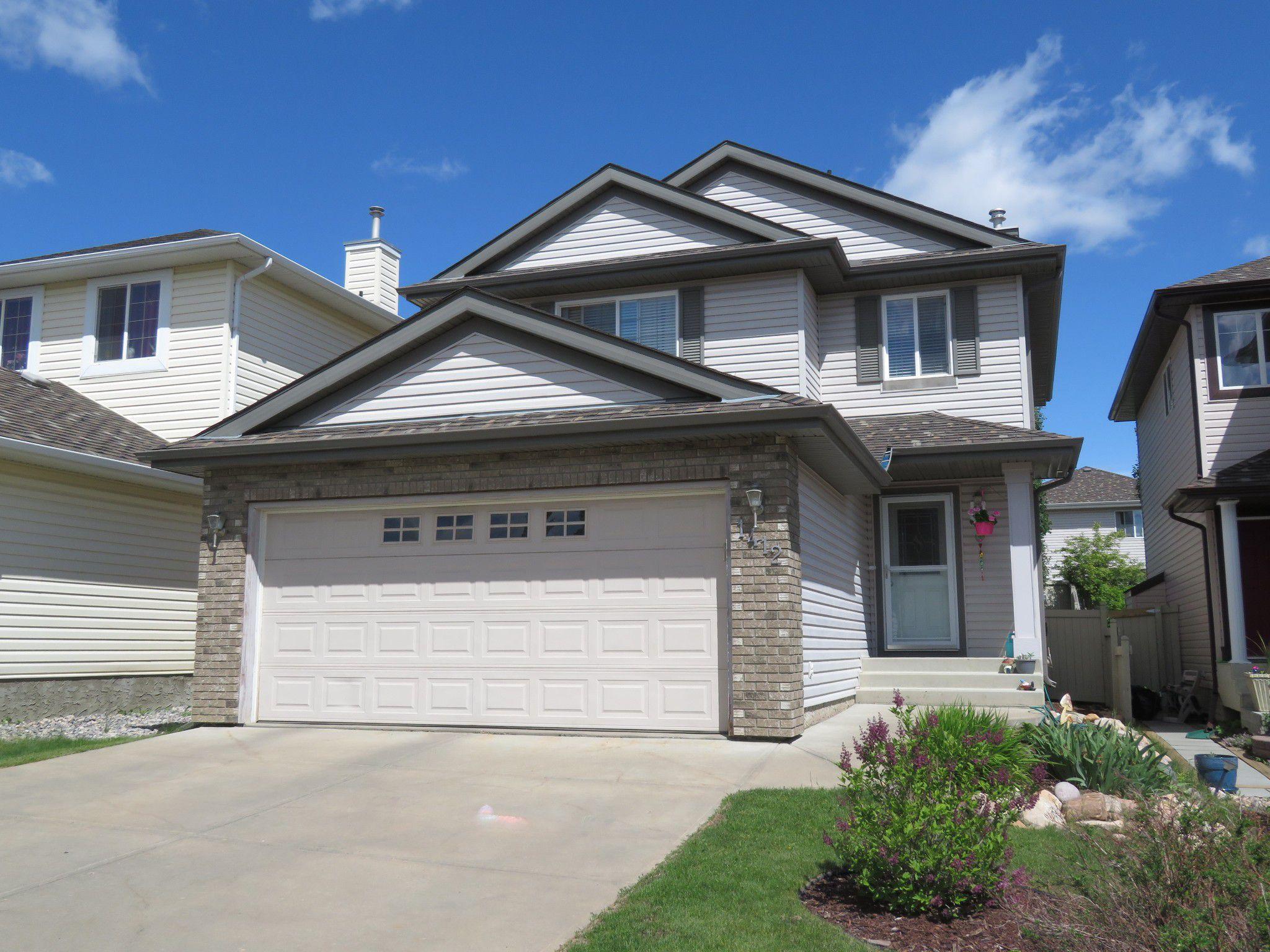 Main Photo: 1412 Latta Court in EDMONTON: House for sale (Edmonton)