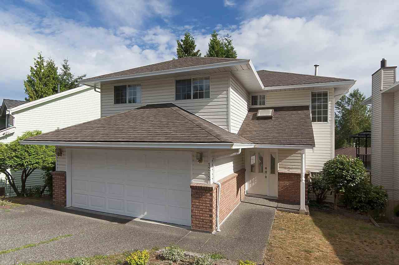 Main Photo: 1212 Durant Drive in Coquitlam: Scott Creek House for sale : MLS®# R2193579