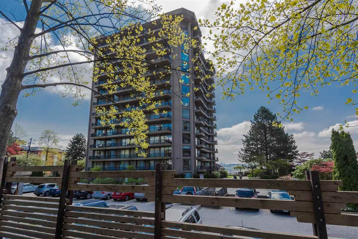 Main Photo: 1404 3760 ALBERT STREET in : Vancouver Heights Condo for sale : MLS®# R2263655