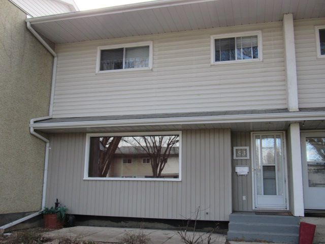 Main Photo: 53 Garden Crescent in St. Alberta: Townhouse for rent (St. Albert)