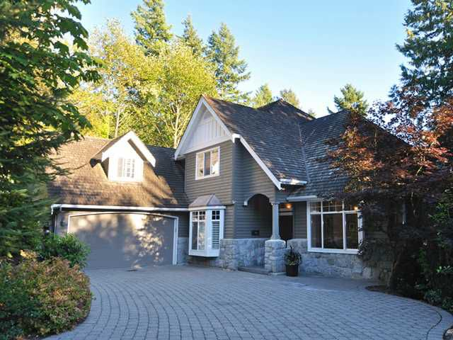 Main Photo: 4650 HEADLAND Drive in West Vancouver: Caulfeild House for sale : MLS®# V998942
