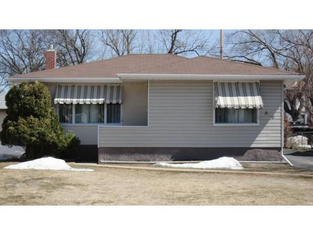 Main Photo: 315 Conway Street in WINNIPEG: St James Residential for sale (West Winnipeg)  : MLS®# 1307651