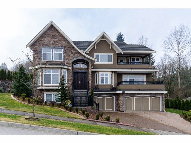 Main Photo: 15788 114TH AV in Surrey: Fraser Heights House for sale (North Surrey)  : MLS®# F1406030