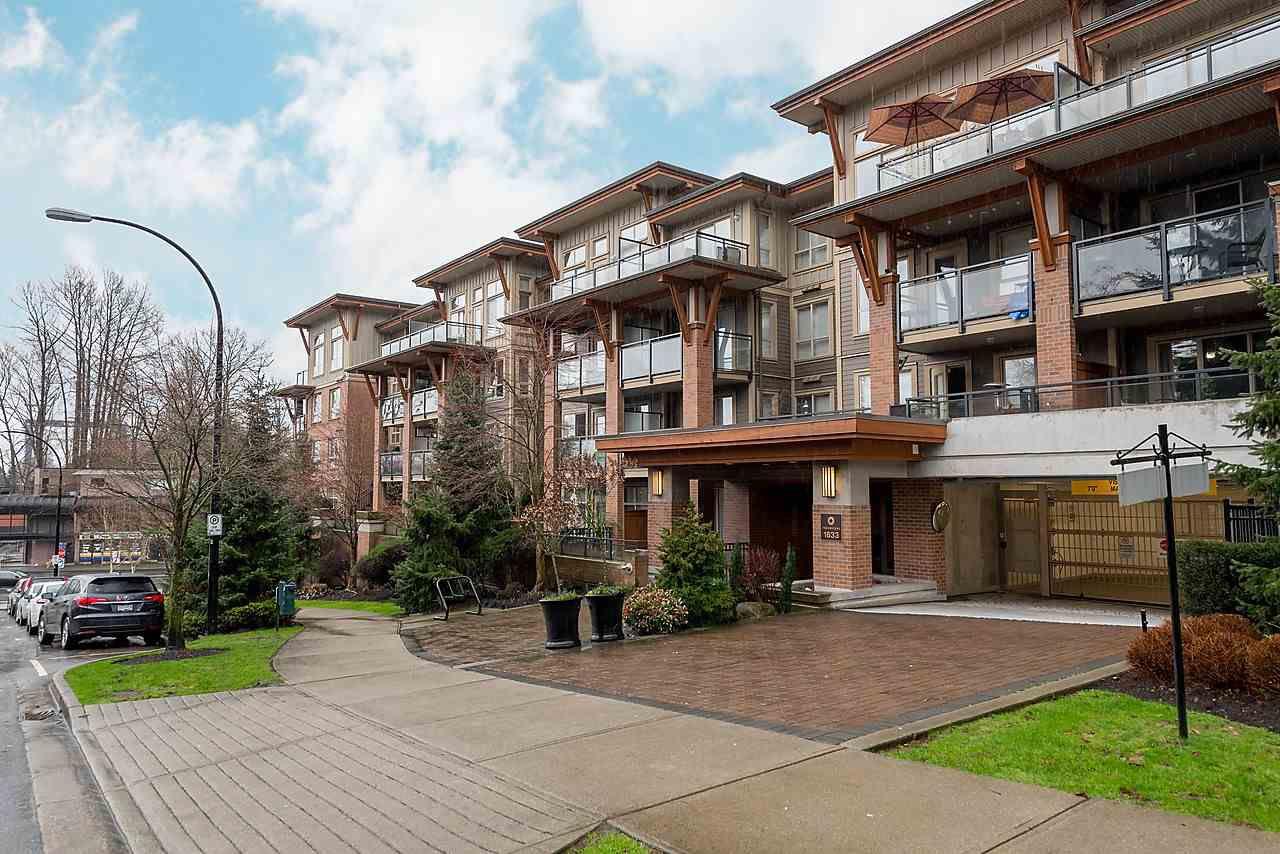 Main Photo: 420 1633 MACKAY AVENUE in North Vancouver: Pemberton NV Condo for sale : MLS®# R2038013