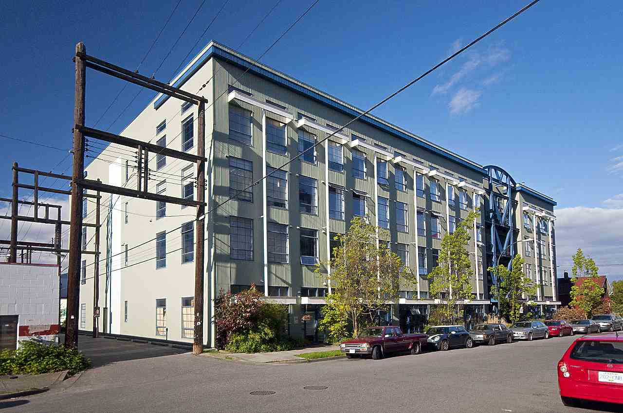 Main Photo: 210 237 E 4TH AVENUE in Vancouver: Mount Pleasant VE Condo for sale (Vancouver East)  : MLS®# R2239279