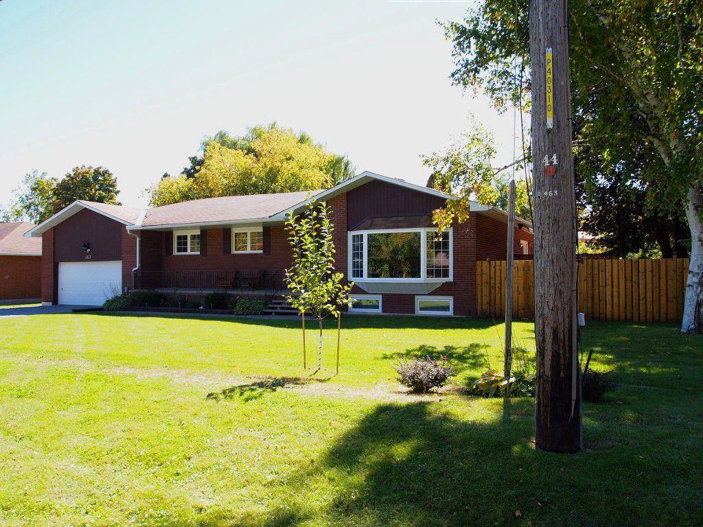 Main Photo: 463 Riverdale Road in Beaverton: Durham Freehold for sale (Brock)