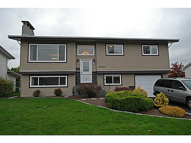 Main Photo: 45435 Spartan in Chilliwack: Chilliwack N Yale-Well House for sale : MLS®# H1304049