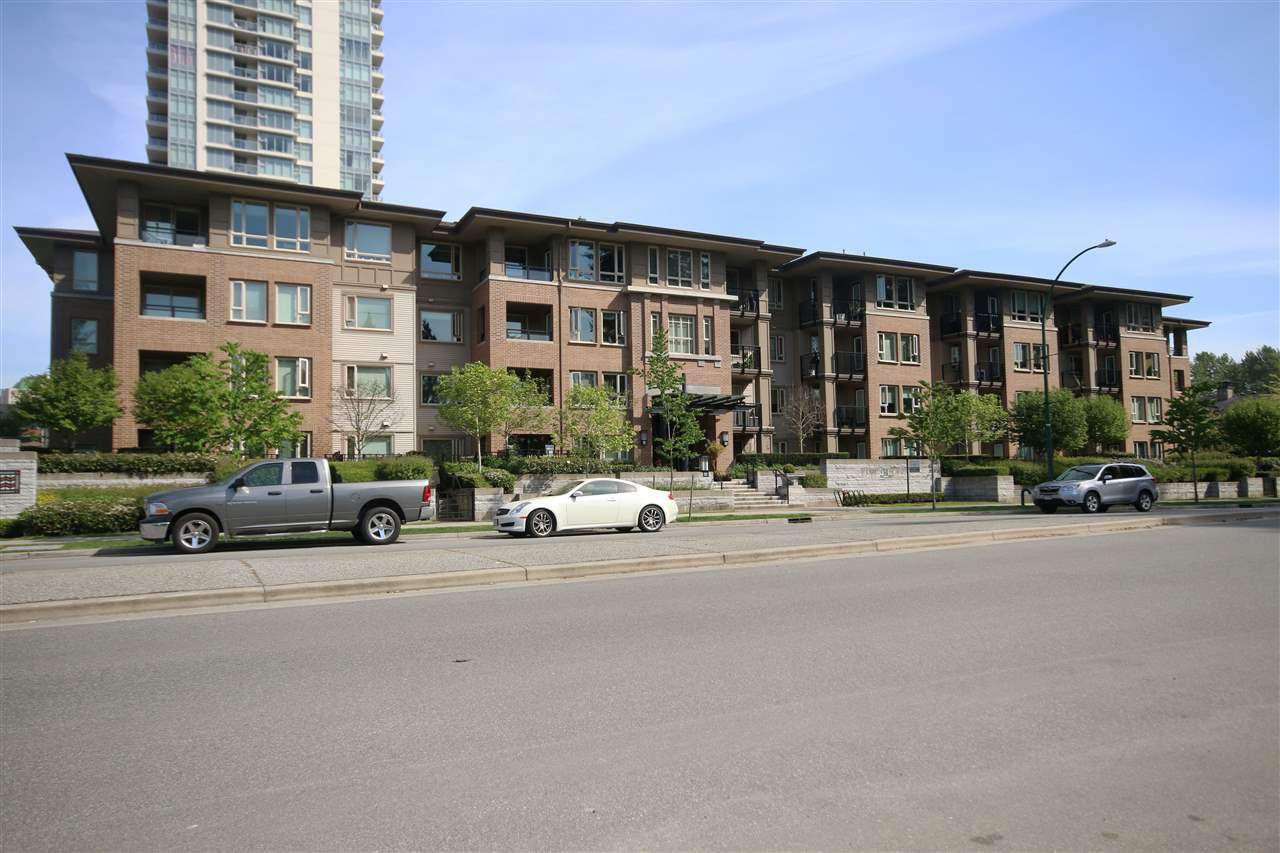 Main Photo: 305 3105 LINCOLN AVENUE in Coquitlam: New Horizons Condo for sale : MLS®# R2059810