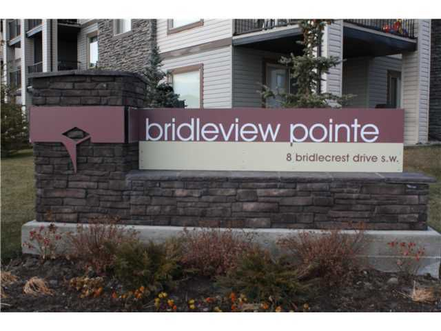 Main Photo: 1114 8 BRIDLECREST Drive SW in CALGARY: Bridlewood Condo for sale (Calgary)  : MLS®# C3560840