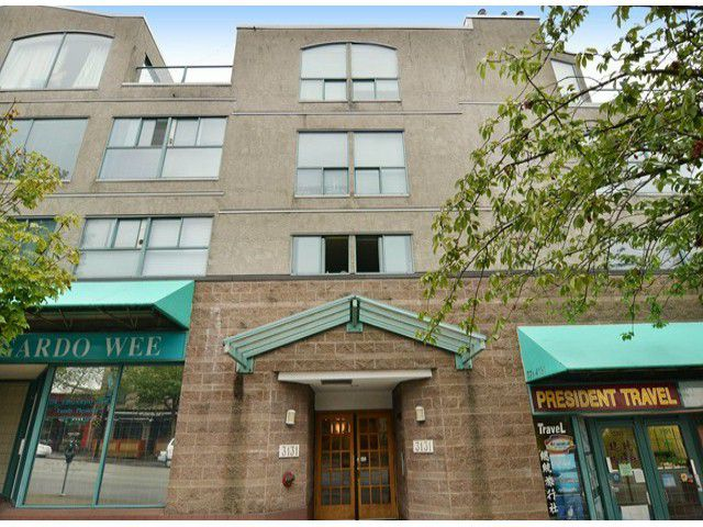 Main Photo: # 211 3131 MAIN ST in Vancouver: Mount Pleasant VE Condo for sale (Vancouver East)  : MLS®# V1086214