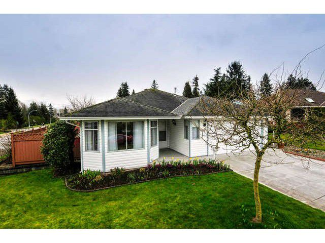 Main Photo: 1035 165TH ST in Surrey: King George Corridor House for sale (South Surrey White Rock)  : MLS®# F1433193