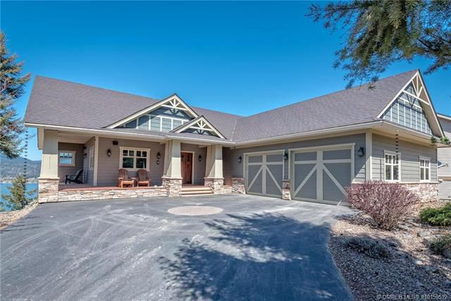 Main Photo: #6 40 Kestrel Place, in Vernon: Adventure Bay House for sale : MLS®# 10159512