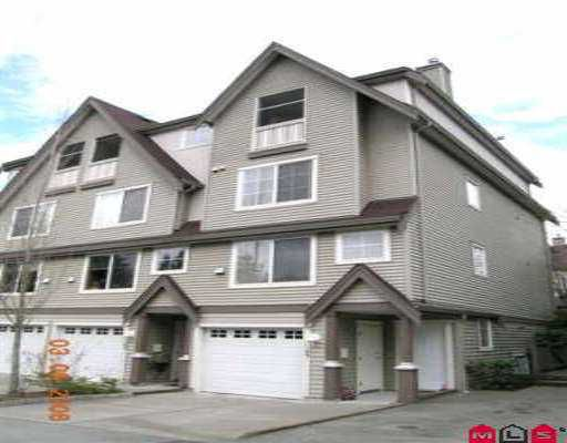 "Main Photo: 63 15355 26TH AV in White Rock: King George Corridor Townhouse for sale in ""South Wind"" (South Surrey White Rock)  : MLS®# F2605100"