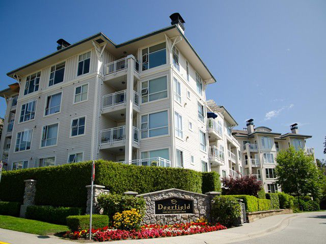Main Photo: 217 3608 DEERCREST Drive in North Vancouver: Roche Point Condo for sale : MLS®# V976517