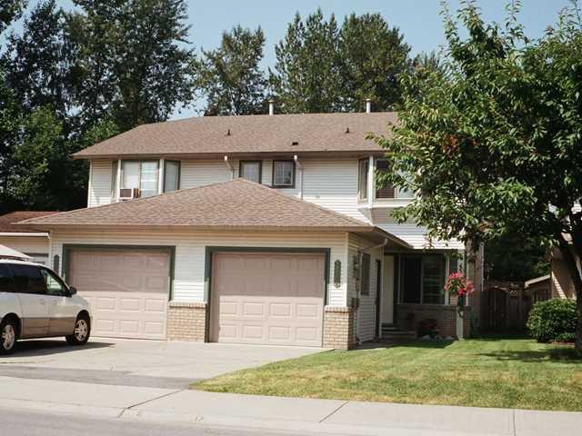 Main Photo: 12167 MCMYN Avenue in Pitt Meadows: Mid Meadows House 1/2 Duplex for sale : MLS®# V987029