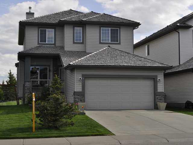 Main Photo: 907 WOODSIDE Way NW: Airdrie Residential Detached Single Family for sale : MLS®# C3556861