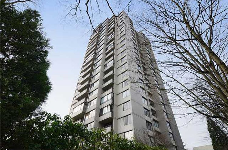 Main Photo: 1103 1816 Haro Street in Vancouver: West End VW Condo for sale (Vancouver West)  : MLS®# V988322