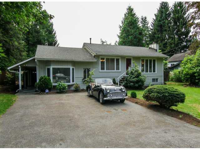 Main Photo: 9064 MACKIE ST in Langley: Fort Langley House for sale : MLS®# F1418252