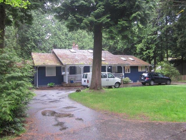 Main Photo: 2615 DOGWOOD DR in Surrey: Crescent Bch Ocean Pk. House for sale (South Surrey White Rock)  : MLS®# F1427211