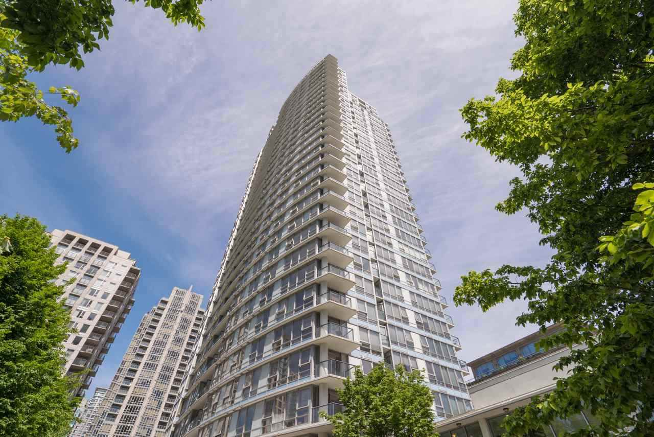 Main Photo: 1503 928 BEATTY STREET in Vancouver: Yaletown Condo for sale (Vancouver West)  : MLS®# R2281600