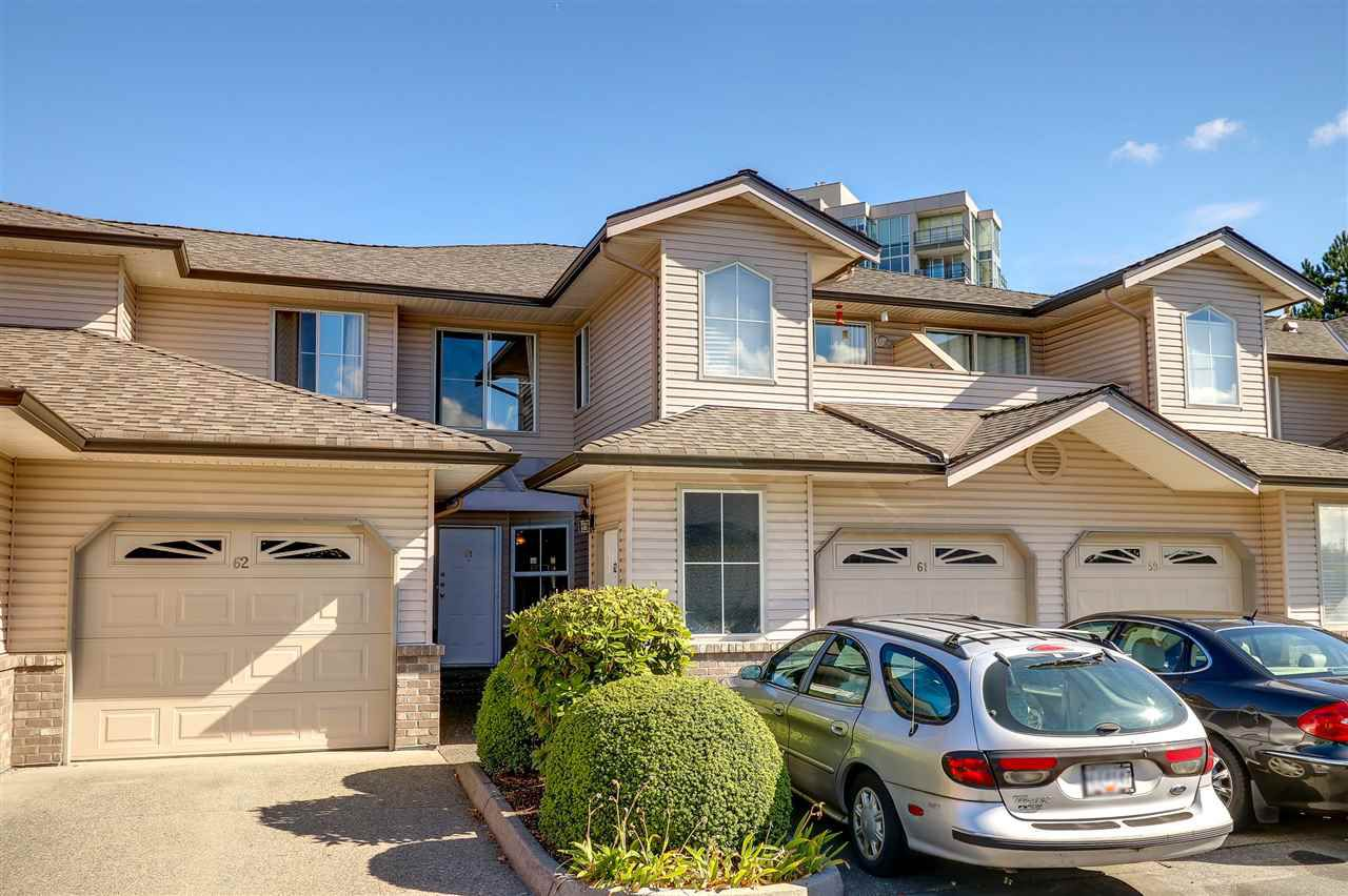 Main Photo: 61 19060 FORD ROAD in : Central Meadows Townhouse for sale : MLS®# R2210009