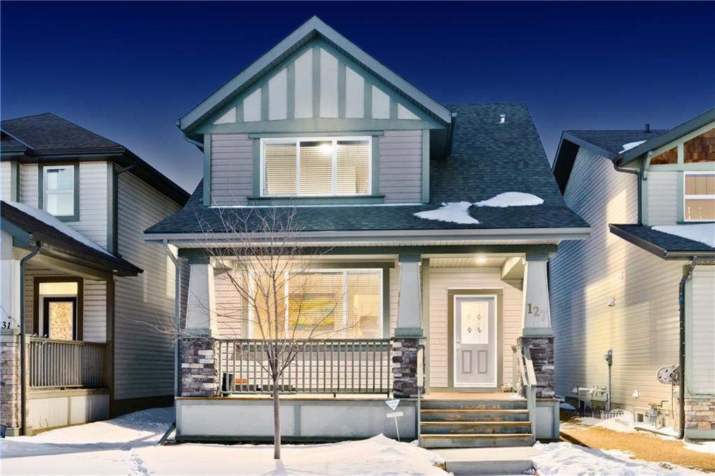 Main Photo: 127 SKYVIEW SPRINGS MR NE in Calgary: Skyview Ranch House for sale : MLS®# C4232076