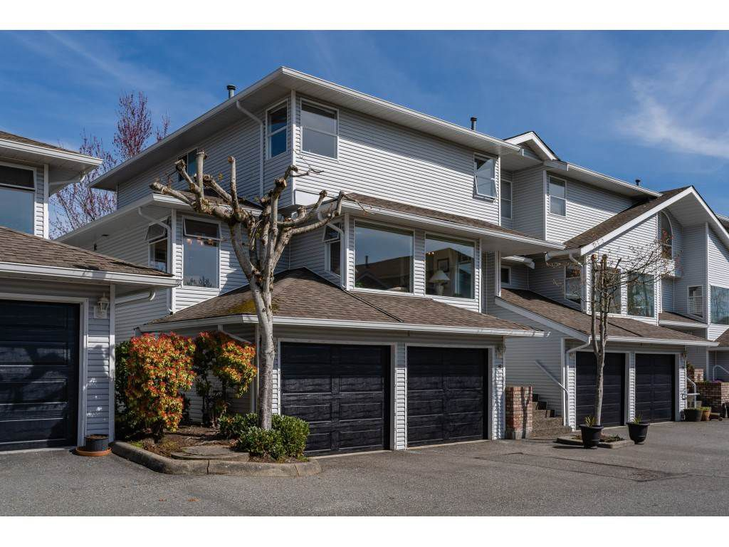 Main Photo: 16- 16363 85 Ave in Surrey: fleetwood Townhouse for sale : MLS®# R2355197