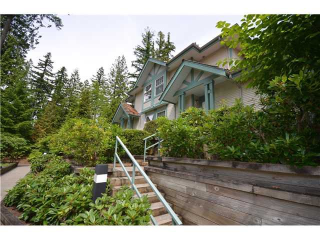 """Main Photo: 21 65 FOXWOOD Drive in Port Moody: Heritage Mountain Townhouse for sale in """"FOREST HILL"""" : MLS®# V959794"""