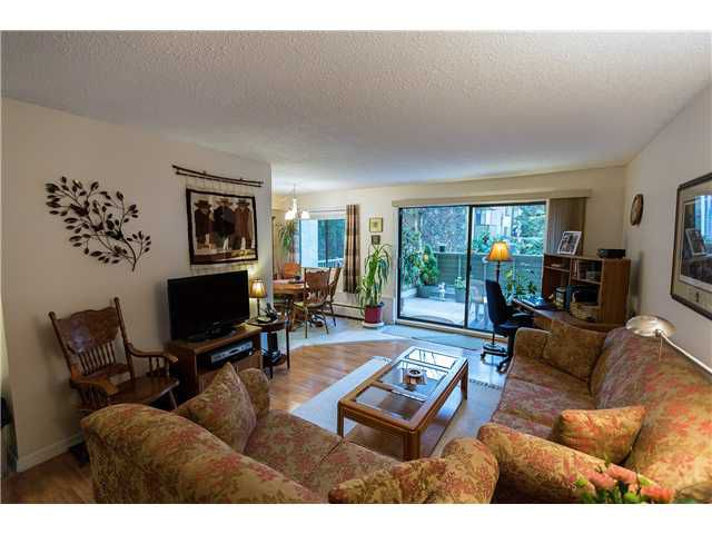 """Main Photo: 1 2431 KELLY Avenue in Port Coquitlam: Central Pt Coquitlam Condo for sale in """"ORCHARD VALLEY ESTATES"""" : MLS®# V992019"""