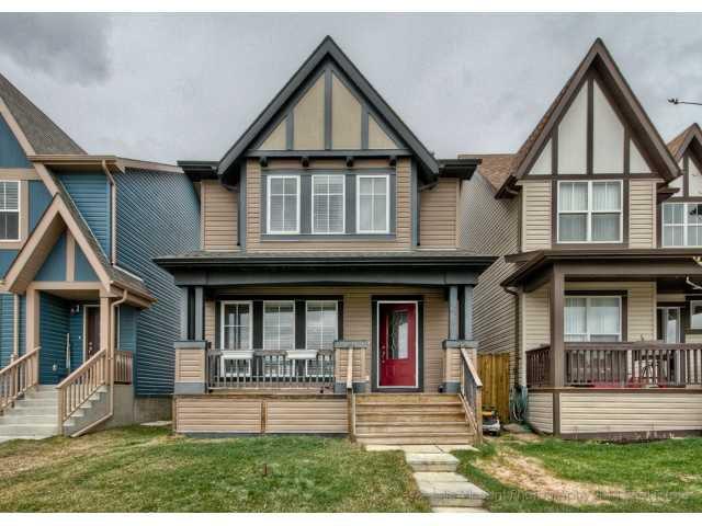 Main Photo: 11 New Brighton Heath SE in : New Brighton House for sale (Calgary)  : MLS®# C3613392