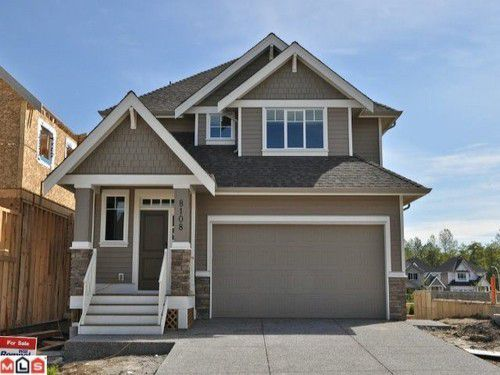 Main Photo: 8108 211TH Street in Langley: Willoughby Heights Home for sale ()  : MLS®# F1204222