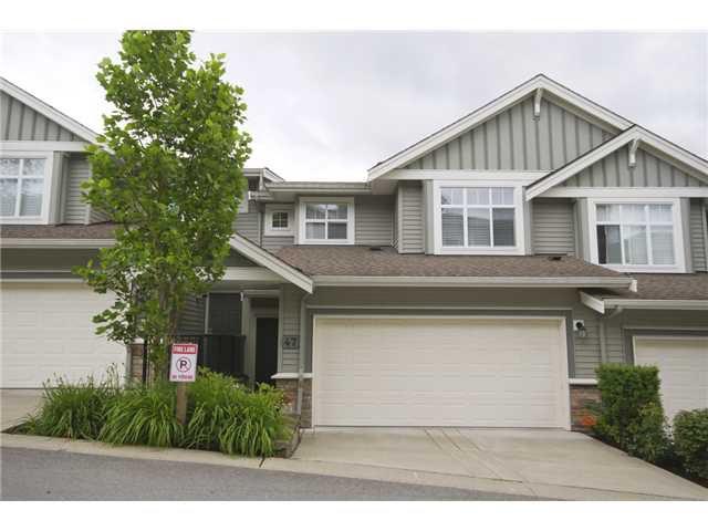 Main Photo: # 47 11282 COTTONWOOD DR in Maple Ridge: Cottonwood MR Condo for sale : MLS®# V1087891