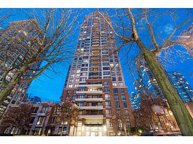 Main Photo: # 609 909 MAINLAND ST in Vancouver: Yaletown Condo for sale (Vancouver West)  : MLS®# V1136392