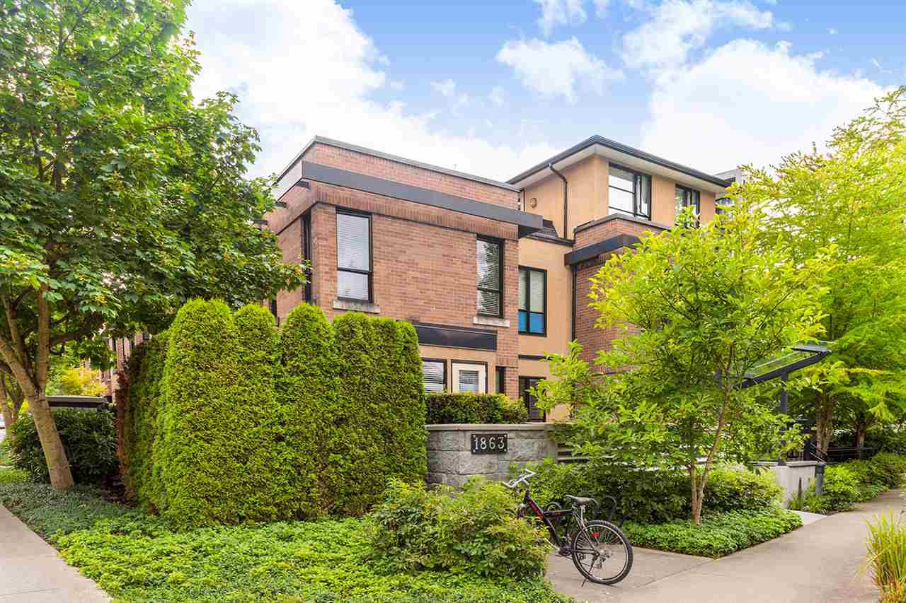 Main Photo: 24 1863 WESBROOK MALL in Vancouver: University VW Townhouse for sale (Vancouver West)  : MLS®# R2127294