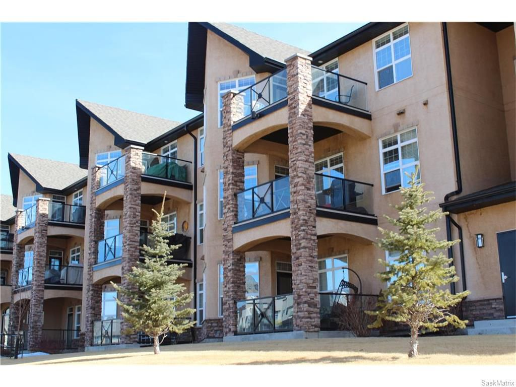Main Photo: #310 - 2160 HESELTINE ROAD in Regina: River Bend Complex for sale (Regina Area 04)  : MLS®# 603805