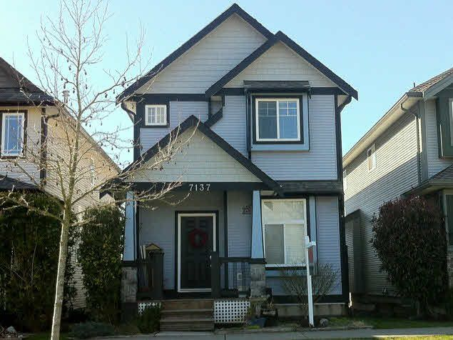 Main Photo: Upper 7137 190th St. in Surrey: Condo for rent