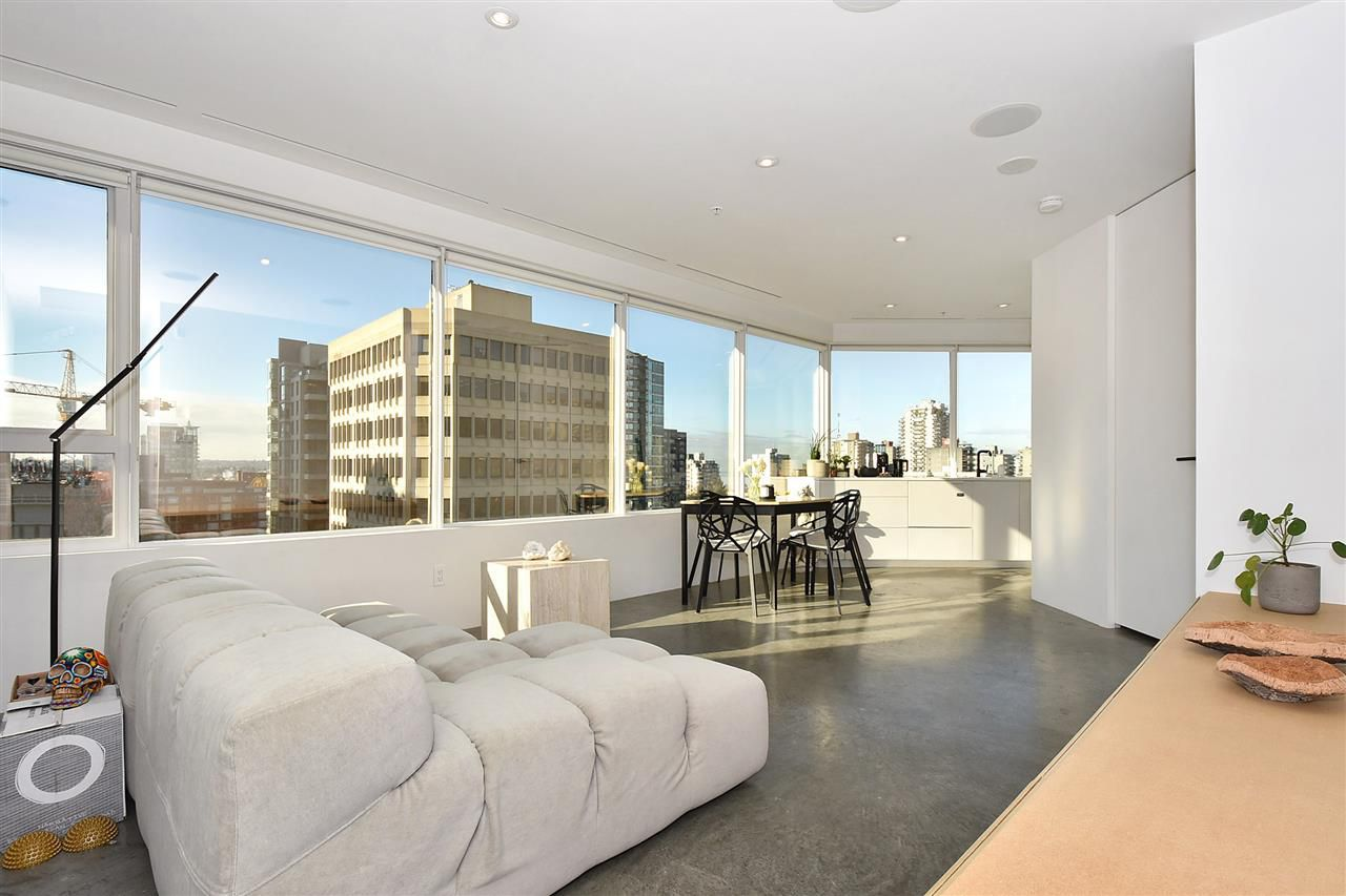 Main Photo: 807 1177 HORNBY STREET in Vancouver: Downtown VW Condo for sale (Vancouver West)  : MLS®# R2341601