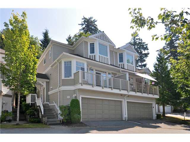 Main Photo: 28 7500 CUMBERLAND Street in Burnaby: The Crest Townhouse for sale (Burnaby East)  : MLS®# V967304