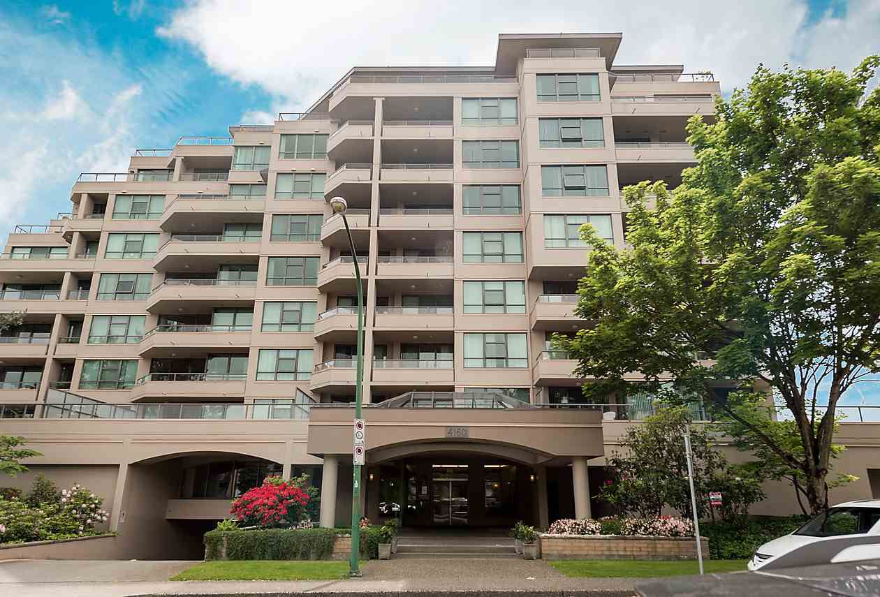 Main Photo: 408 4160 ALBERT STREET in Burnaby: Vancouver Heights Condo for sale (Burnaby North)  : MLS®# R2076499