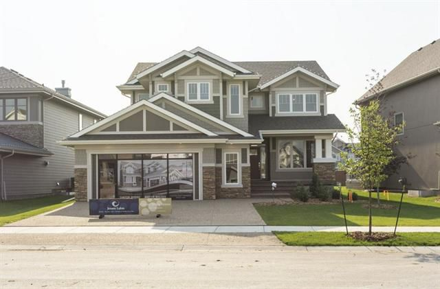 Main Photo: 11 JACOBS CLOSE in St. Albert: House for sale : MLS®# E4125071