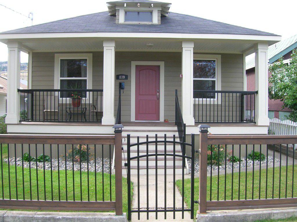 Main Photo: 839 St. Paul Street in Kamloops: South Kamloops House for sale : MLS®# 118936