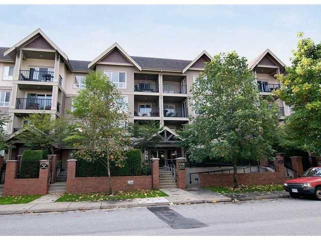 Main Photo: # 205 1576 GRANT AV in Port Coquitlam: Glenwood PQ Condo for sale : MLS®# V1040138